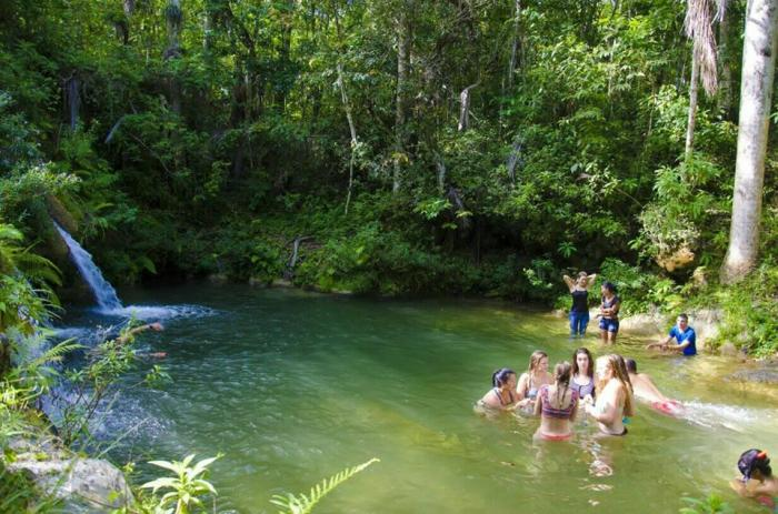 sancti spiritus, turismo de naturaleza, lomas de banao, turismo, flora y fauna