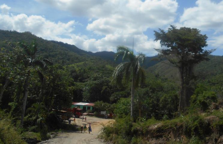 sancti spiritus, turismo de naturaleza, lomas de banao, turismo