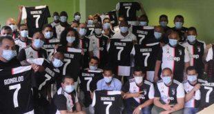 cuba,italia, medicos cubanos, contingente henry reeve, ronaldo cristiano