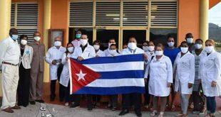 Cuba, Caribe, Colaboradores, Henry Reeve, Monserrat