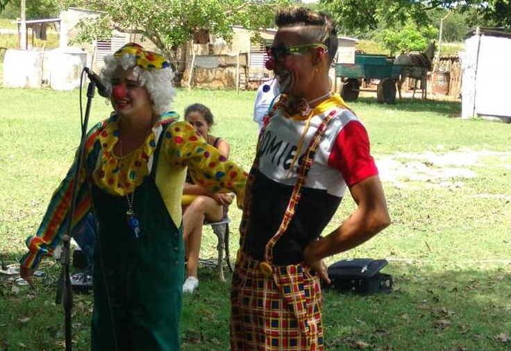 sancti spiritus, cultura, brigada de instructores de arte jose marti, artes escenicas, comunidades, verano, etapa estival