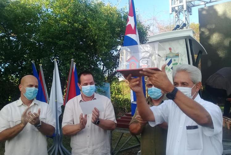cuba, cdr, comite de defensa de la revolucion, francisco duran, premio del barrio, covid-19