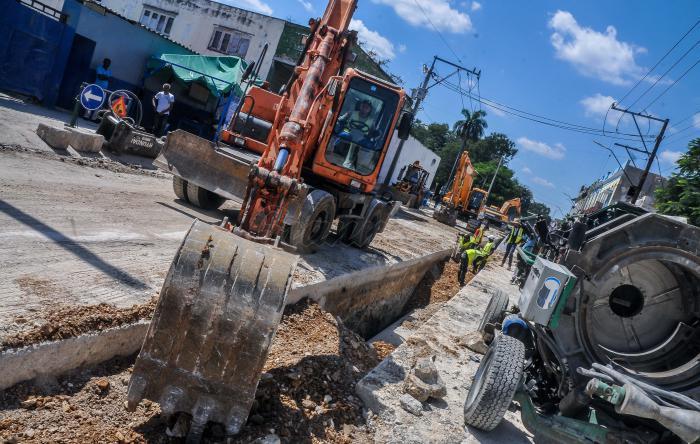 El país ejecutará este año inversiones en el sector de los recursos hidráulicos por alrededor de 400 millones de pesos. (Foto: Ariel Cecilio Lemus)