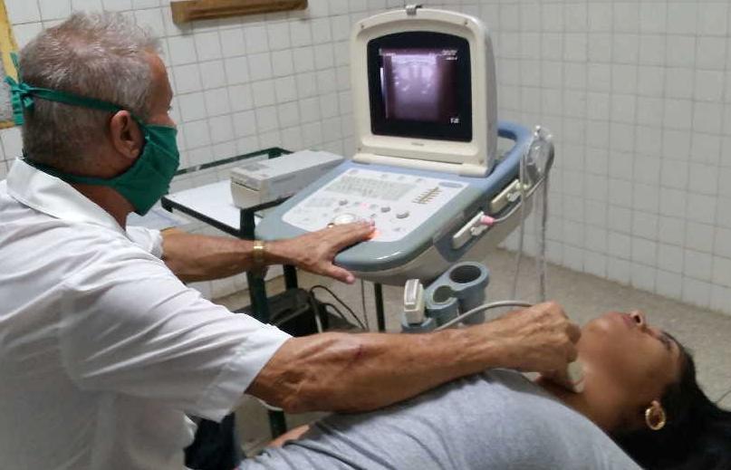 yaguajay, meneses, imagenologia, ultrasonido, salud publica
