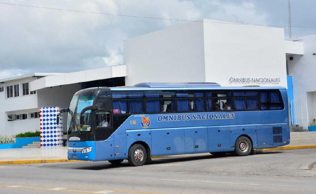 sancti spiritus, transporte, omnibus nacionales, recuperacion post covid-19 en cuba, covid-19, transporte urbano, coronavirus