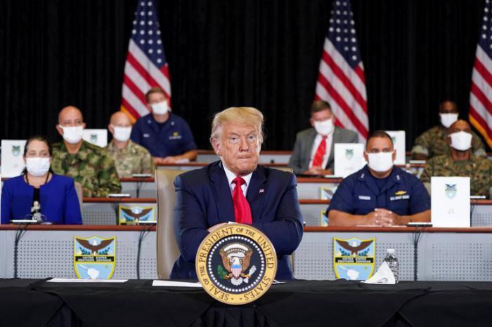 estados unidos, donald trump, elecciones en estados unidos, covid-19, coronavirus, pandemia mundial