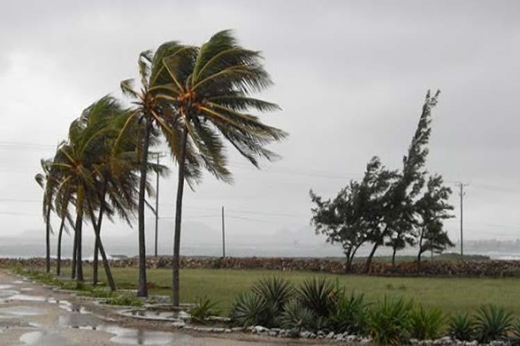 El Instituto de Meteorología reporta vientos fuertes en varios puntos del oriente de la isla. (Foto: PL)