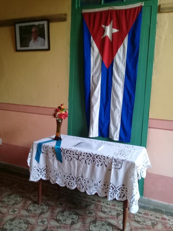 El libro de condolencias en honor a Eusebio Leal permanecerá abierto hasta el venidero martes cuatro de agosto.