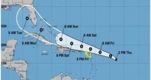 Temporada ciclónica, Caribe, Meteorología