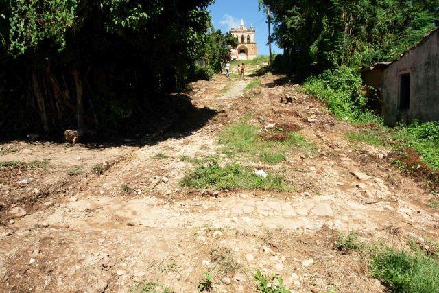 trinidad, patrimonio, oficinina del conservador, arqueologia, hallazgo arqueologico