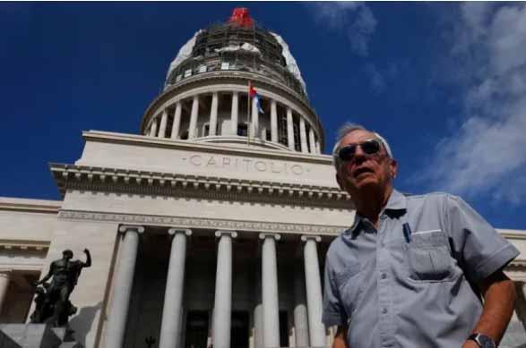El país dará seguimiento a la obra de rescate del patrimonio y  la memoria colectiva desarrollada por el Historiador de La Habana, sostuvo Díaz-Canel. (Foto: IPS)