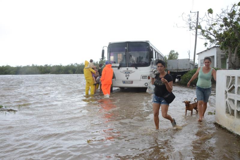 sancti spiritus, tunaz de zaza, ciclones, tormenta tropical laura, huracanes, desastres naturales
