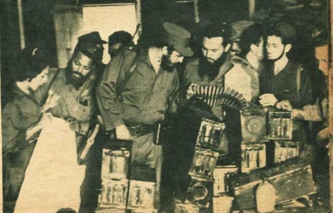 trinidad, conspiracion trujillista, fidel castro, #fidelporsiempre, historia de cuba
