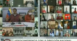 Venezuela, Colombia, preidentes