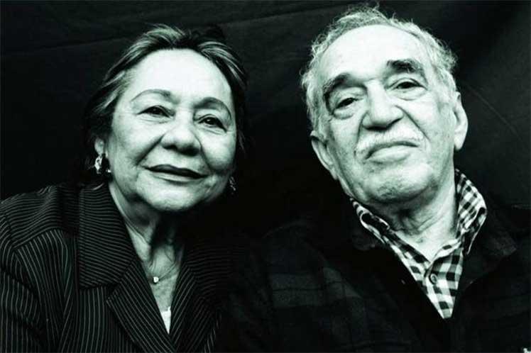 La Gaba secundó durante 56 años al autor de Cien años de soledad. (Foto: Twitter @CasAmericas)