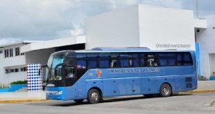 Transporte, coronavirus, Ómnibus Nacionales, Sancti Spíritus