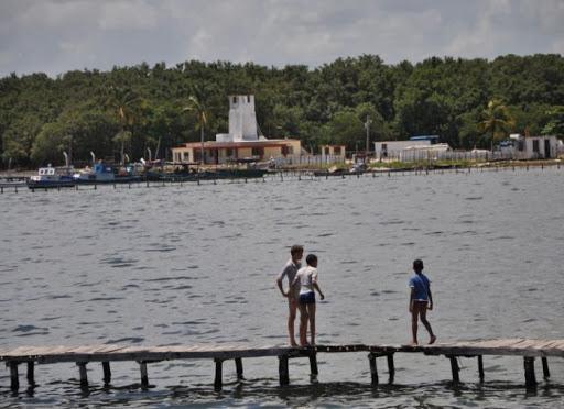 Vitoria, asentamiento poblacional del norteño municipio de Yaguajay, resulta centro de las acciones del proyecto en Sancti Spíritus. (Foto: Escambray)