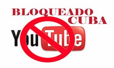 En varios momentos de 'urgencia informativa' Youtube ha bloqueado cuentas  nacionales.