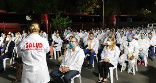 cuba, venezuela, pandemia mundial, covid-19, medicos cubanos, contingente henry reeve