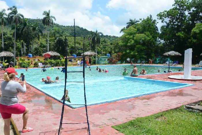 sancti spiritus, campismo popular, etapa estival, recreacion, verano
