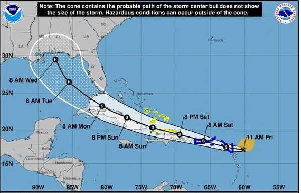 huracanes, ciclones, tormenta tropical, depresion tropical