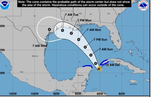 cuba, huracanes, ciclones, tormenta tropical, depresion tropical