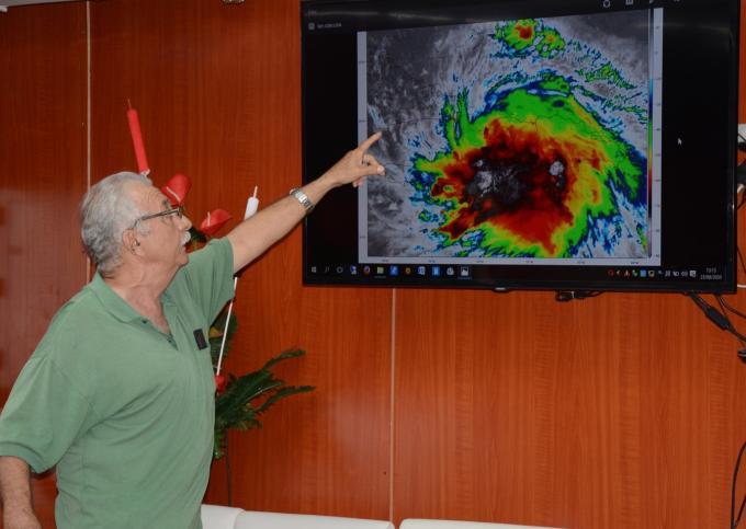 sancti spiritus, tormenta tropical laura, ciclones, huracanes, desastre naturales