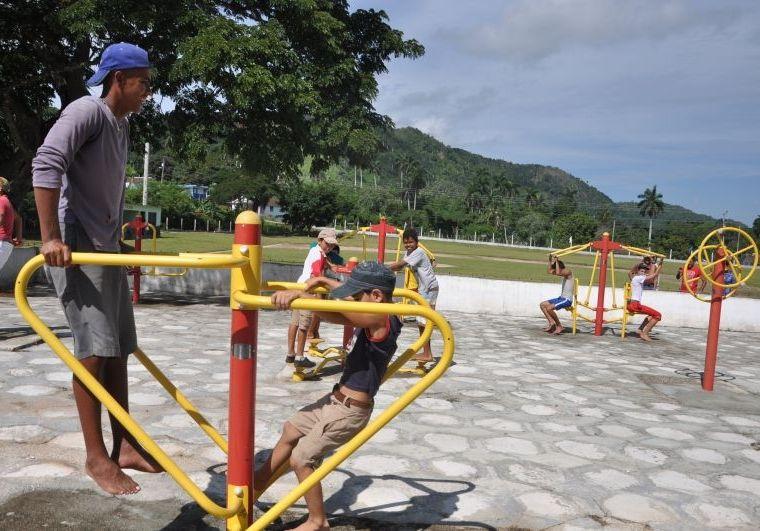 Las actividades a nivel de barrio y comunidades muestran un comportamiento favorable en el territorio.