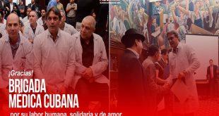 Cuba, Guatemala. colaboración, salud