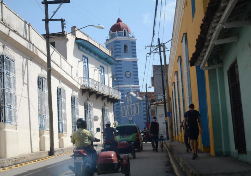 sancti spiritus, iglesia parroquial mayor, patrimonio