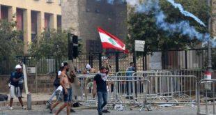 libano, beirut, protestas, bombas