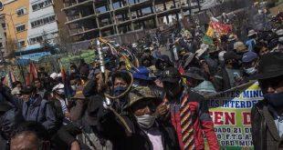 bolivia, bolivia elecciones, manifestaciones