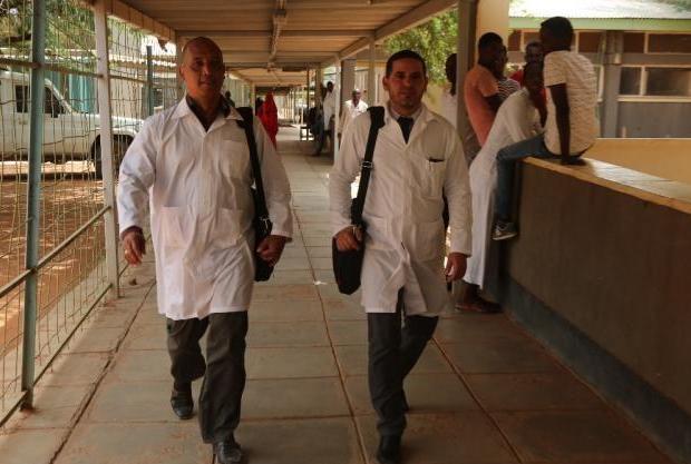cuba, medicos cubanos, secuestro, kenya, bruno rodriguez