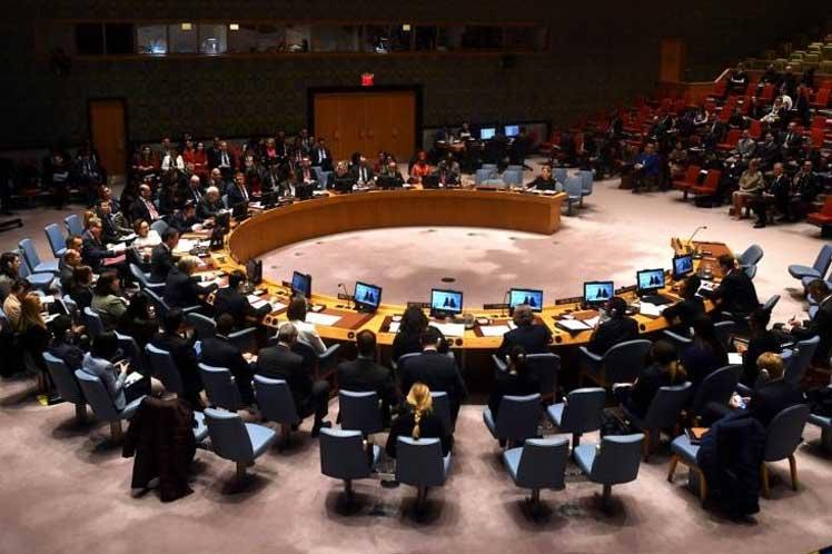 Solo República Dominicana respaldó esta vez la propuesta de Estados Unidos en el Consejo de Seguridad. (Foto: PL)