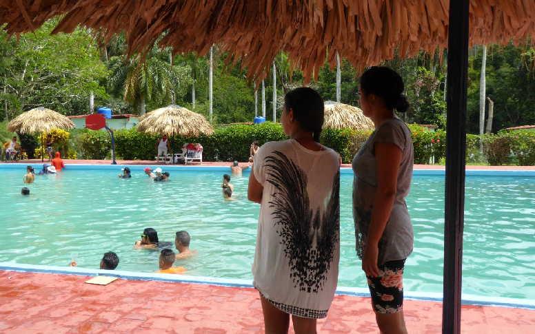 El domingo culmina oficialmente la etapa veraniega en playas e instalaciones de la provincia. (Foto: Xiomara Alsina)