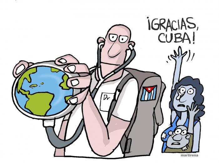 Gracias Cuba