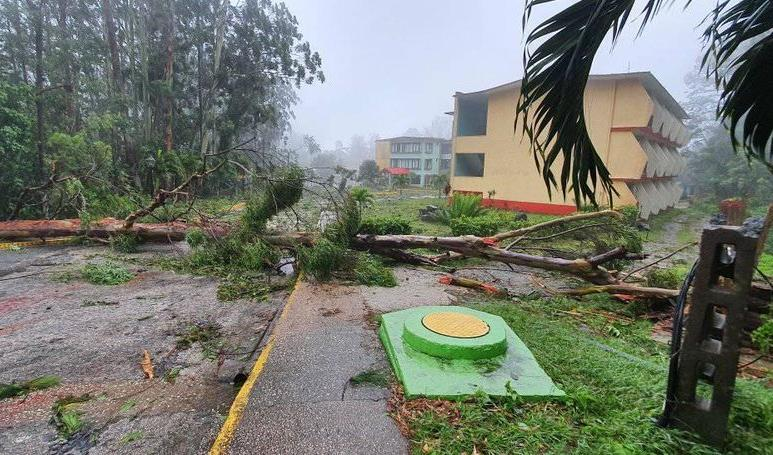 sancti spiritus, tunaz de zaza, ciclones, tormenta tropical laura, huracanes, desastres naturales, trinidad