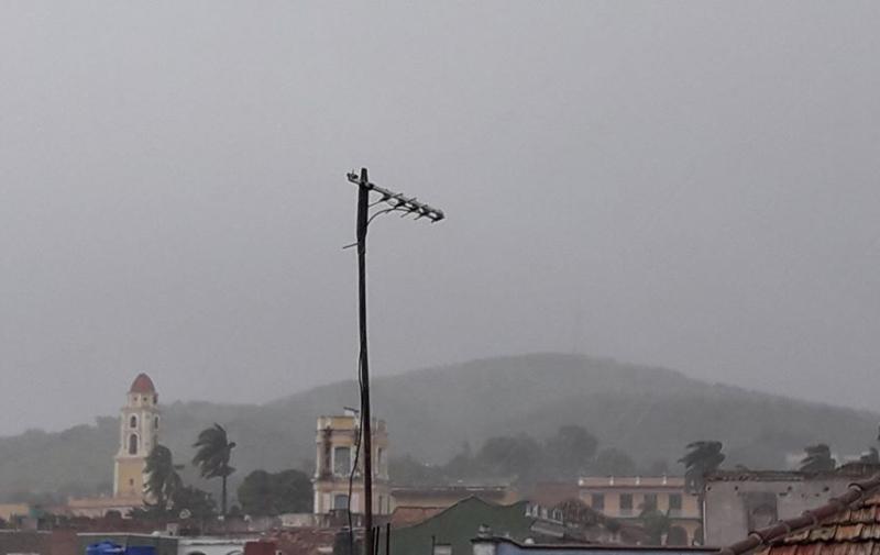 trinidad, instituciones culturales, tormenta tropical laura, ciclones, huracanes, desastres naturales