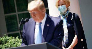 Coronavirus, Estados Unidos, Donald Trump