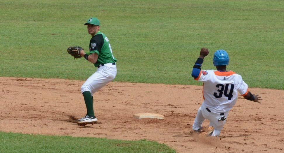 Béisbol, Gallos, Cienfuegos, Sancti Spíritus