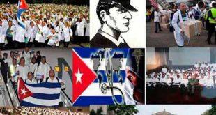 Brigada Henry Reeve, Salud, Cuba