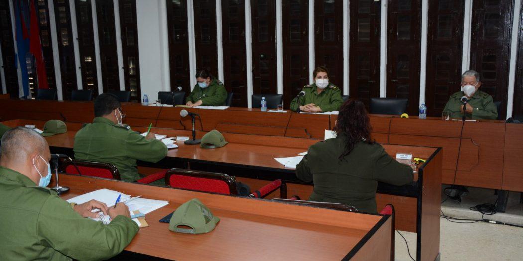 Coronavirus, Defensa Civil, Pardo Guerra, Deivy Pérez Martín