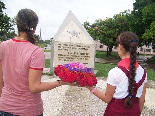 En Cienfuegos, se evocará aquel suceso ante las 11 tarjas que marcan lugares donde ocurrieron los alzamientos. (Foto: 5 de septiembre)