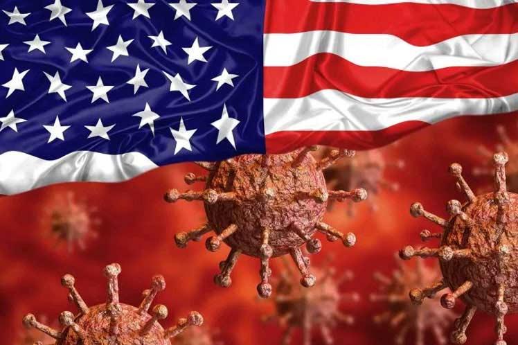 Más de 410 mil personas en Estados Unidos podrían morir  a causa de la COVID-19 para enero de 2021. (Foto: PL)