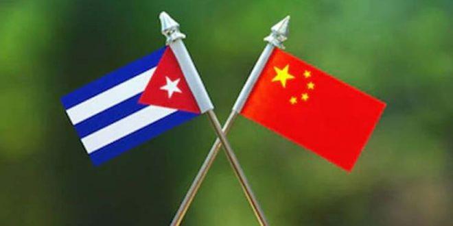 Cuba, China, Díaz-Canel