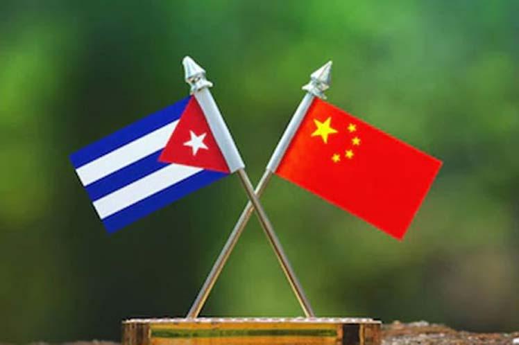 China exige fin del bloqueo de Estados Unidos contra Cuba
