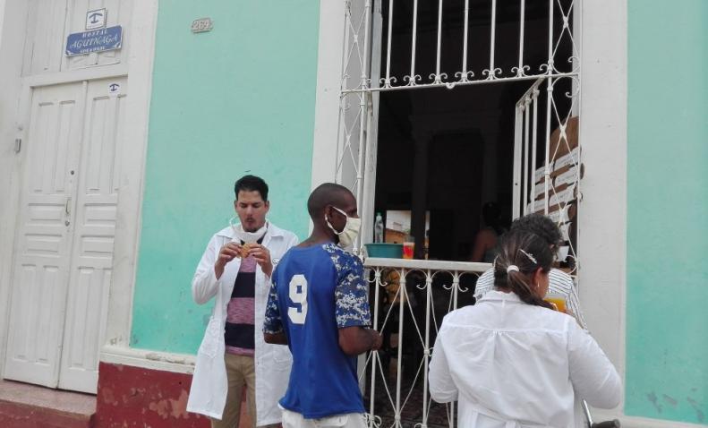 sancti spiritus, trabajo por cuenta propia, trabajadores por cuenta propia, cuentapropistas, onat, turismo, trinidad