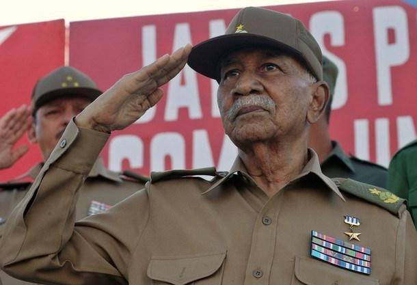 cuba, juan almeida bosque, revolucion cubana, historia de cuba
