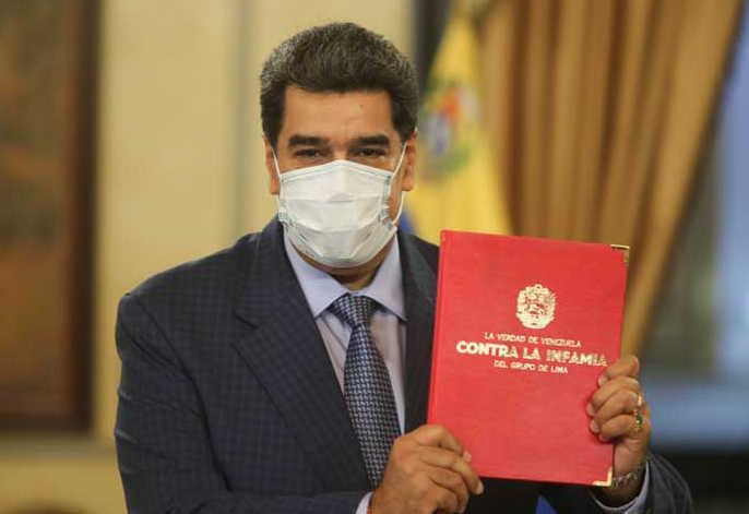 venezuela, nicolas maduro, grupo de lima, bloqueo de eeuu a venezuela