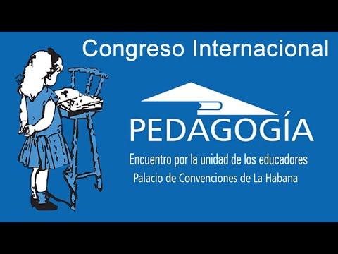 Pedagogía 2021 se efectuará por primera vez en la modalidad virtual, del primero al cinco de febrero venidero.